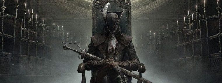 Bloodborne, the Old Hunters