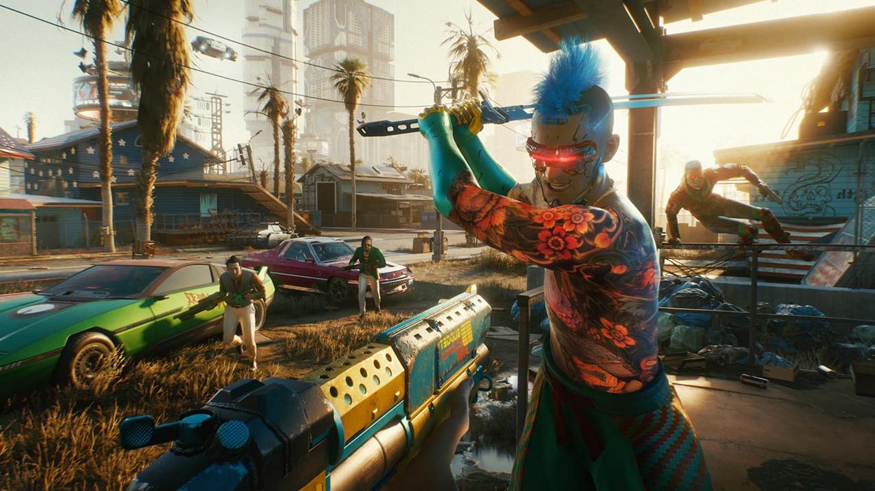 Cyberpunk 2077 : le jeu vidéo de l'année qui a fait perdre 35 % en bourse à son créateur